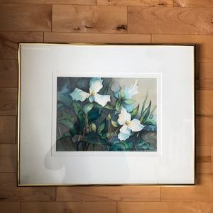 Watercolour Painting by Anne Remmer Thompson